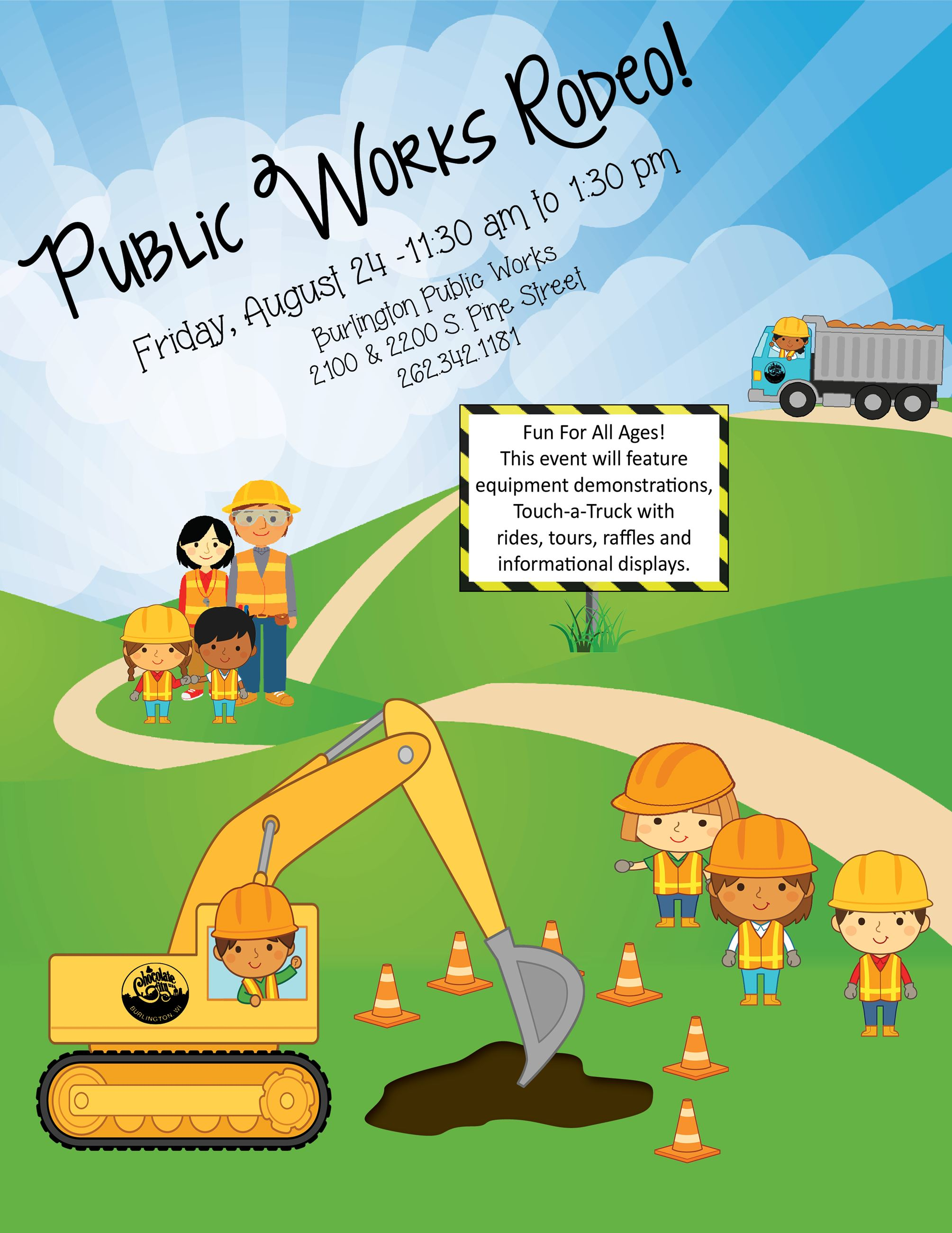 public works rodeo 2018