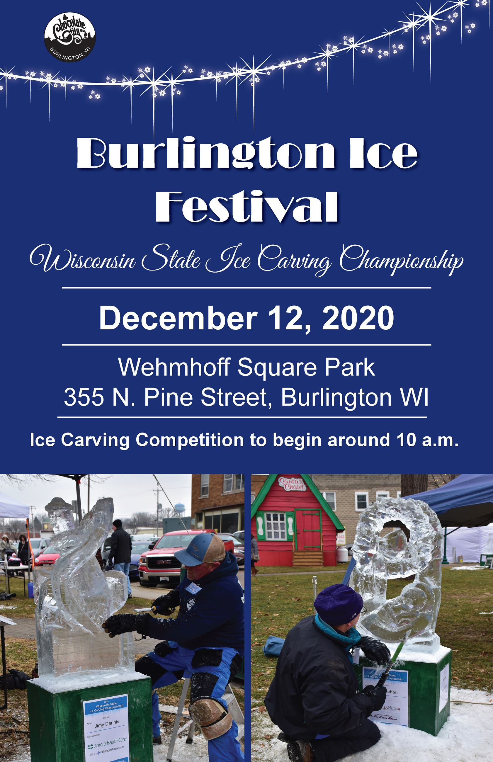 Ice fest poster - 2020